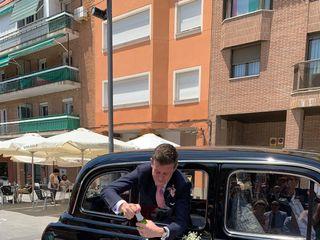 El Taxi Inglés en Madrid 3