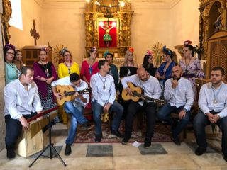 Coro Rociero los Jaralillos 1