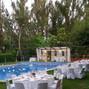 La boda de Raquel Contreras y Hospedería Casas de Luján 9