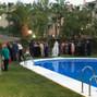La boda de Eva Maria Redondo Diaz y Hotel TRH La Motilla 8