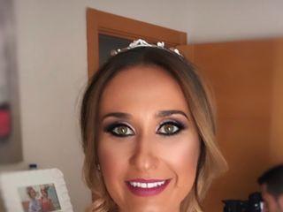 Alejandra Echevarría Makeup 2