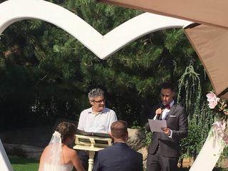 Oficiante juez de Boda y Maestro de ceremonias 2
