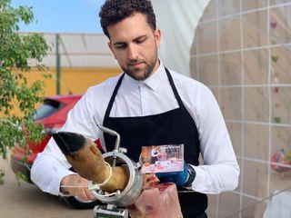 David Moreno - Cortador de jamón 2
