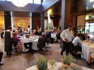 Restaurante Arguiñano Anaiak 1