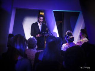 Francisco González - Maestro de ceremonias 2