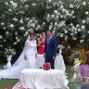 La boda de Tanya García Bernal y Los Jardines de la Virgen 9