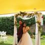 La boda de Dani Álvarez Vijande y Jardines del Llar 25