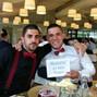 La boda de Dani Álvarez Vijande y Jardines del Llar 26