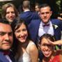 La boda de Dani Álvarez Vijande y Jardines del Llar 28