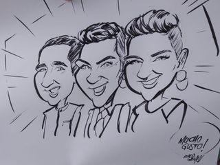 Rafa Gámez - Caricaturas 4