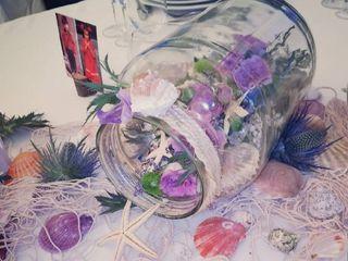 Arte Floral Muscari 2