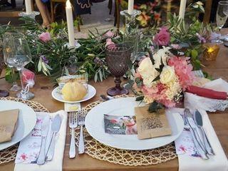 Catering Eventos La Rosa 5