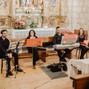 La boda de Rebeca Martin Ortega y Vivace Música de cámara 10