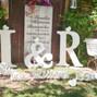 La boda de Raquel Cuesta Calleja y Letras y bodas - Letras decorativas 11