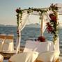 La boda de Almudena Pina y Restaurante Área Sunset 7