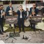La boda de AnA luque carril y Potato Head Jazz Band 1