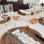 La boda de Sandra R. y Catering Nature 39