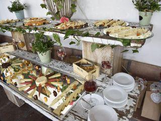 Catering Eventos La Rosa 1