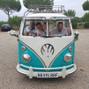 La boda de Sergio Ramirez y La furgoneta del amor 6