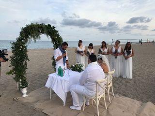Grupo Casablanca, Ceremonias en la Playa 4