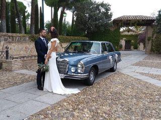 Jose - Mercedes 280SE 1