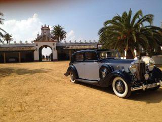 Mi boda en Rolls 5