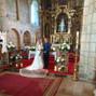 La boda de Herica Blanco y Monasterio de Aciveiro 15