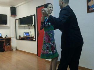 Paola y Mario Tango 1