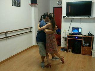 Paola y Mario Tango 2