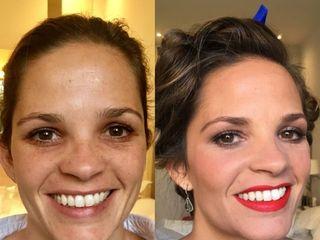Luisa Portales Make Up 1