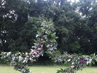 Milenrama diseño floral 5