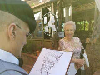 Oliba Caricaturista - Siluetista 5