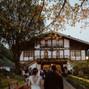 La boda de Joana Orruño y Restaurante Aretxondo 9