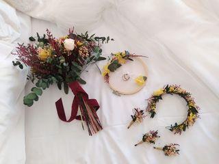 Hip&love - Coronas de flores y tocados 2
