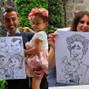 La boda de Eneko y DCM Caricaturas 12