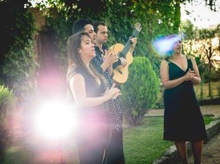 Grupos flamencos y Coros rocieros Milana Real 3