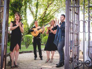 Grupos flamencos y Coros rocieros Milana Real 4