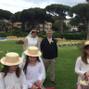 La boda de Mariona Lasus Ortega y S'Agaró Hotel 8