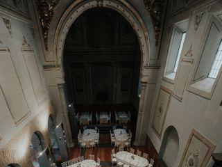 AC Palacio de Santa Paula, Restaurante El Claustro 5