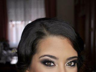 Alejandra Echevarría Makeup 1
