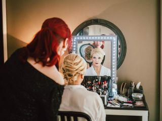 Verónica Calderón - Peinado y Maquillaje 5