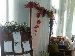 Siempreviva Decoración Floral 4