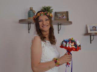 Elebrooch - Ramos de novia joya 1