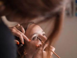 Silvia Sg Hair Style & Makeup 2
