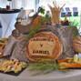 La boda de Daniel A. y Catering y Eventos del Pirineo 1