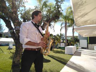 Manu López - Saxofonista 2