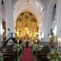 La boda de Auxi Moyano Moro y Las Lilas 10