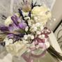 La boda de Nathaly Wonderland y Floristeria Rosazul 10