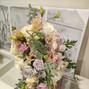 La boda de Laura Rico Seco y Floristeria Rosazul 11