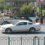 La boda de Abel y Zesna - Ford Mustang 11